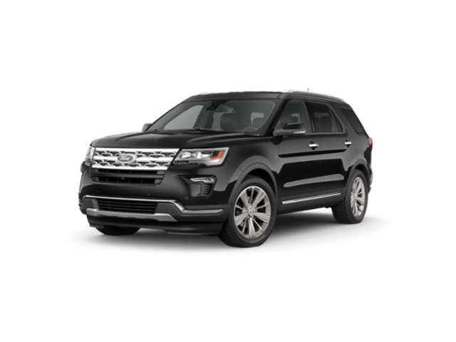 New 2019 Ford Explorer Limited SUV Grand Forks, ND